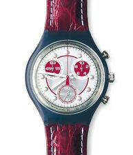 "SWATCH ORIGINALS CHRONO ""SWEET DELIGHT"" (SCM108) NEU, OVP"