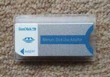 Sandisk Memory Disk Duo Adaptor