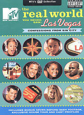 Mtvs The Real World You Never Saw - Las Vegas: Confessions From Sin City (Dvd)