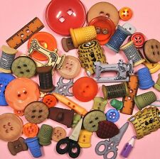 Buttons Galore Value Pack Assorted Sewing Embellishments - Dress It Up