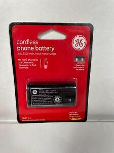 General Electric GE Cordless Phone Battery 36511 2.4V 1500mAh