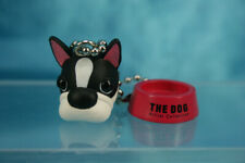 Bandai The Dog Artlist Collection Gashapon Mini Figure Keychain French Bulldog
