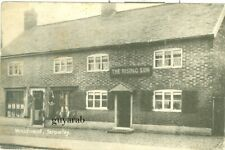 More details for woodward, tarporley - saddlers shop and the rising sun public house
