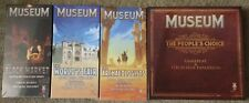 Museum board game Four expansion bundle New and Sealed Holy Grail Games