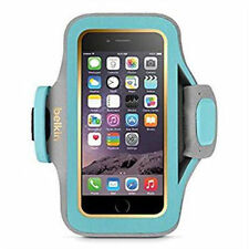 Belkin Slim Fit Plus Armband Turquoise Neoprene F8W634-C02 iPhone 6 6s Apple NEW