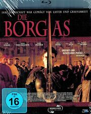 BLU-RAY NEU/OVP - Die Borgias - Lluis Homar & Maria Valverde