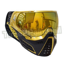 HK Army KLR Paintball Mask - Gold *FREE SHIPPING* Thermal Goggles