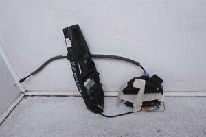 16 17 18 19 20 Honda Hr-V 4Dr Front Right Door Lock Latch Actuator 72110-T5r-A31