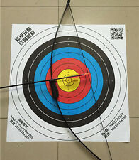 Kids Toy Bow&Arrow Set for 5-14 Years Archery Practise W Protectors & Safe Arrow