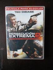 DVD PERSECUCION EXTREMA 2 - EDICION DE ALQUILER - TED DIBIASE (4R)