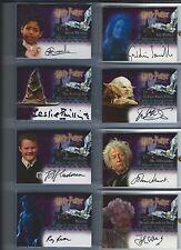 Harry Potter Sorcerer's Stone AUTO autograph Somerville as Lily Potter