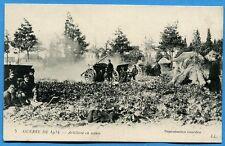 CPA: Artillerie en action / Guerre 14-18