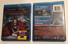 Red Riding Hood Alternate Cut Blu-Ray (2011) * New * Sealed Amanda Seyfried