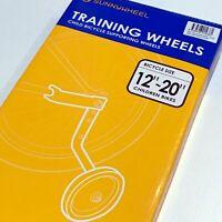 —AUS STOCK— Bicycle Stabilisers Trainers Kid/'s Bike Training Wheels Heavy Duty