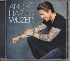 ANDRE HAZES - Wijzer CD Album 10TR Holland 2017 (DINO) RARE!!