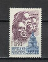 S25293) France 1981 MNH Persons IN Pantheon 1v