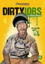 Dirty Jobs: Collection 5 (DVD, 2010, 2-Disc Set) Mike Rowe NEW