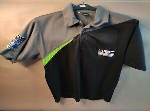 "WRC / FIA World Rally Championship Polo Shirt  Certina Michelin motorsport 44"""
