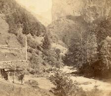 A BRAUN  DORNACH HAUT RHIN FR OBERLAND BERNOIS VALLEY LAUTERBRUNNEN SWITZERLAND