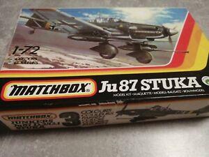 Matchbox Ju87 Stuka