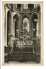 CPA - Carte postale -Belgique -  Halle - Le Nouvel autel-1947- S3048