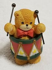 Lucy & Me Drummer Bear Lucy Rigg Enesco 1992