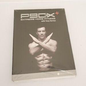 P90X+ Plus EXTREME HOME FITNESS with Tony Horton DVD Set New Sealed