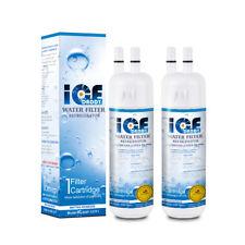 Refrigerator Water Filter Replacement Kenmore  46-9930 46-9081 9081 9930 (2Pcs)
