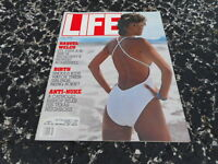 JULY 1982 LIFE magazine -- RAQUEL WELCH