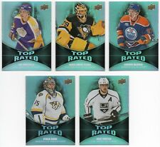 2016-17 Upper Deck Overtime Top Rated Complete Set Break - Pick Any