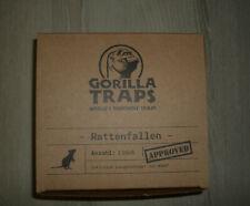 Gorilla traps Lot de 2 Offert 2 leurres nara
