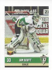2017-18 Prince Albert Raiders (WHL) Ian Scott (goalie) (Toronto Maple Leafs)
