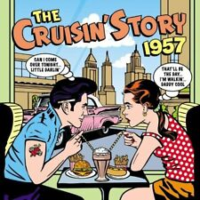 The Cruisin' Story 1957 - 50 Various (2CD 2011) NEW/SEALED