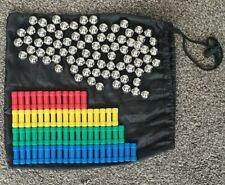 Magnetix, Geomag, Magnext Bundle 150 pieces (67 bars multicoloured x 83 balls)