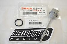NEW OEM Yamaha Raptor 700 700R 2006-2017 oil dipstick and O-ring seal assembly