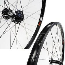 Shimano Deore Wheels w/Sun Rhyno Lite Rims Black (Front & Rear)