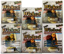 Genuine Triple Wicked Platinum 2000 mg  8 Pills  New Packaging