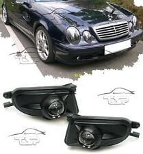 Feux De Brouillard Projecteur Pour Mercedes SLK R170 CLK W208 W210 Classe E NOUVEAU FANALE H3