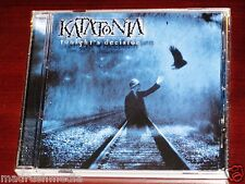 Katatonia: Tonight's Decision CD 2003 Bonus Tracks Peaceville UK Records NEW