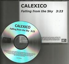 CALEXICO Falling From the Sky PROMO Radio DJ CD Single 2015 USA MINT