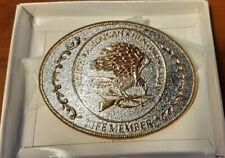 Belt Buckle North American Hunting Club Vintage NEW IN BOX