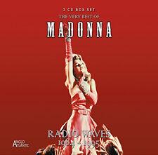 Madonna : The Very Best of Madonna: Radio Waves 1984-1995 CD 3 discs (2016)