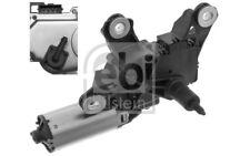 FEBI BILSTEIN Motor del limpiaparabrisas Posterior Para AUDI Q7 A3 100735