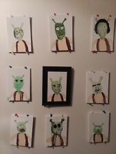 Shrek Painting