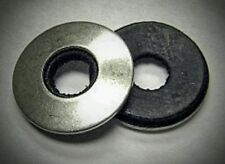 "(x25pcs) 1/4"" x 5/8"" Bonded Seal Washers ~ EPDM, Rubber"