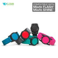 Misfit Flash and Shine Replacement Wristband WoCase Band Durable Lost Proof