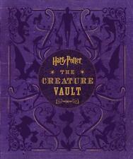 Harry Potter : The Creature Vault by Jody Revensen (2014, Hardcover)