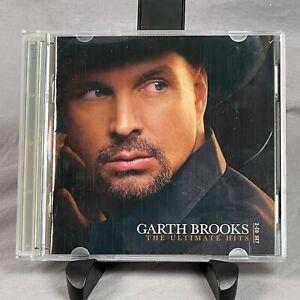 Garth Brooks The Ultimate Hits  CD 2 Disc Set 2016 Thunder Rolls Beer Run River