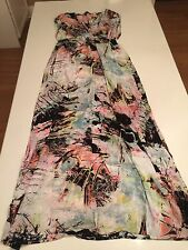 Multi Coloured Minimum Maxi Dress