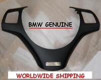 BMW F30 F31 Individual Steering Wheel Trim GENUINE NEW 32307846186